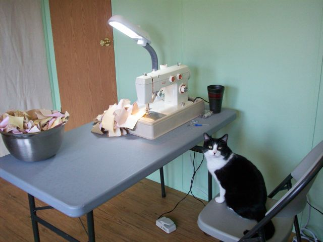 sewing supervisor