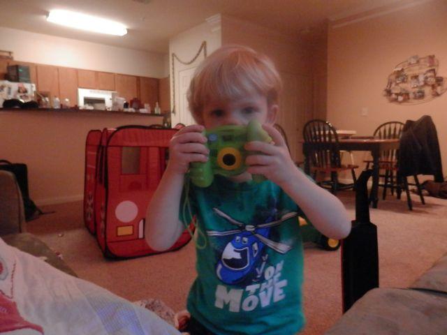 Hosea's Camera